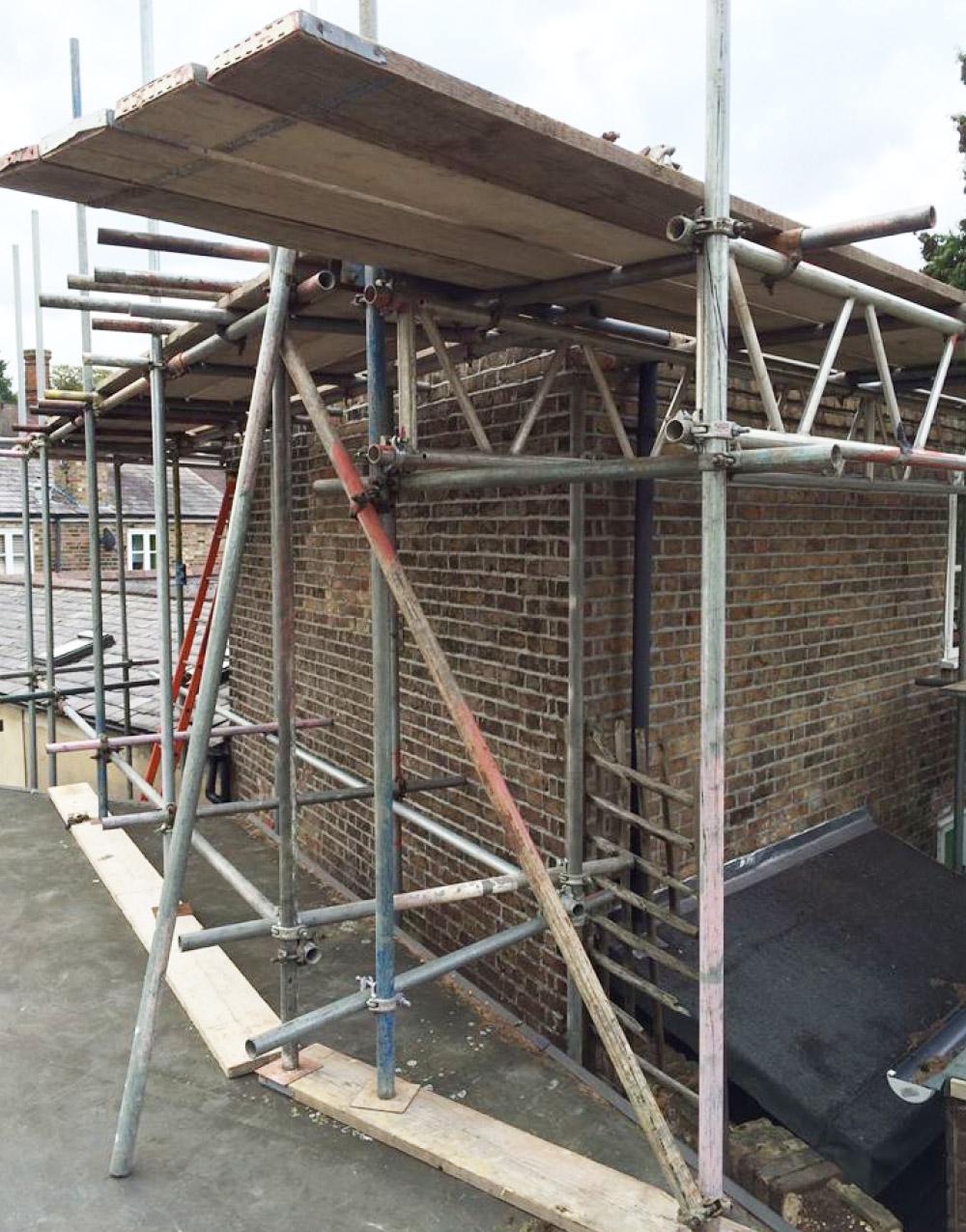 Orsett Scaffolding Installation