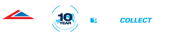 CF Roofing Certified Logos